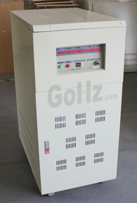 480v 60Hz to 400v 50Hz Frequency Converter